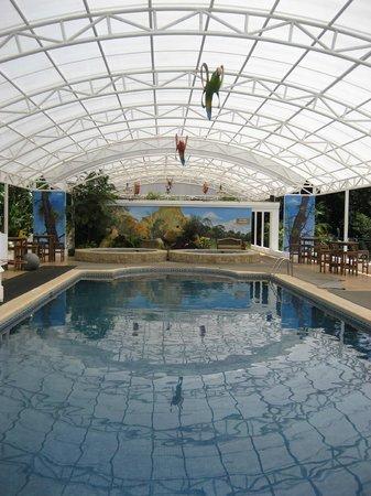 Hotel Fonda Vela: Hotel pool
