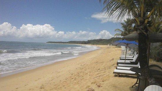 Rio Verde Beach: Praia do Rio Verde