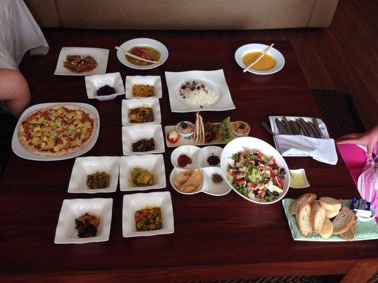 CoCo Bay Unawatuna : Lunch