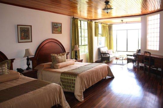 Hotel Fonda Vela: Room view
