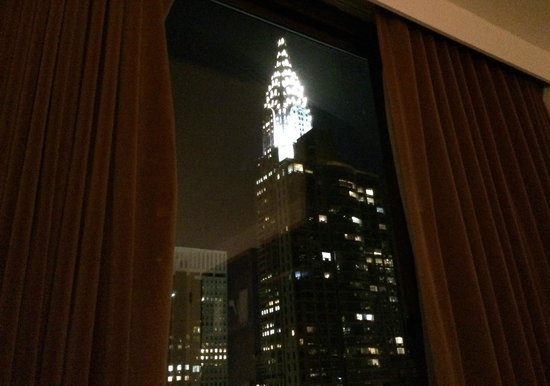 Wyndham Midtown 45: View from the master bedroom