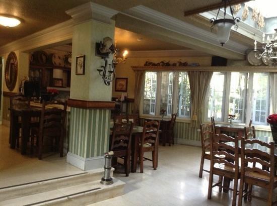 Shangrila Music Villa: 餐廳