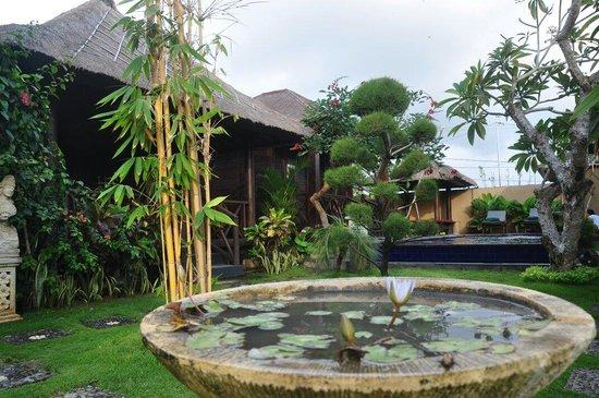 Kubu Diuma Villa : Nice place