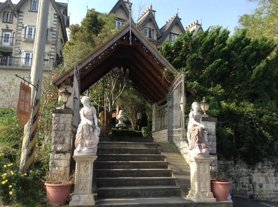 Shangrila Music Villa: 門口