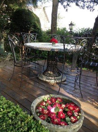 Shangrila Music Villa: 花園