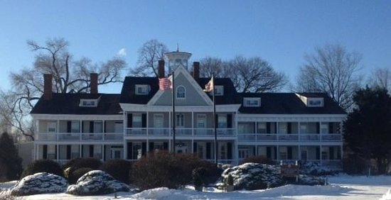 Kent Manor Inn: Winter at the Inn