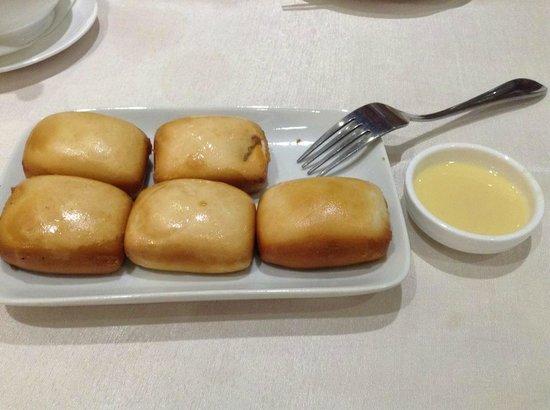 Golden Fortune Seafood Restaurant: mantao