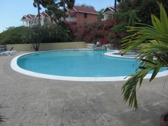 Treasure Beach Hotel : pool1