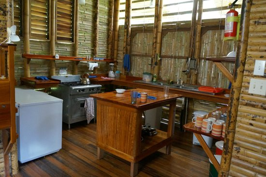 Casa Bambu Resort : Inside of the house