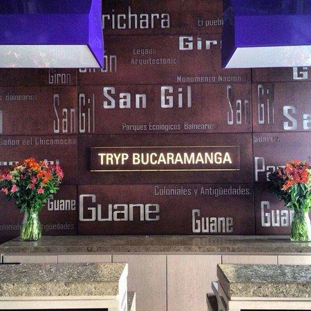 Tryp Bucaramanga Cabecera: Tryp Bucaramanga