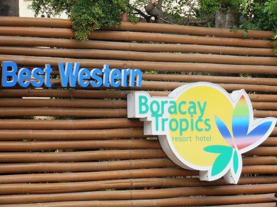 Best Western Boracay Tropics Resort: Best Western