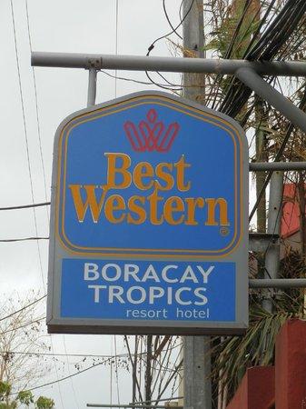 Best Western Boracay Tropics Resort: Boracay Tropics