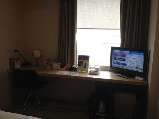 Hotel Sunroute Ariake: Room