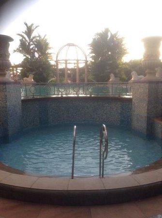 ITC Maratha, Mumbai: ITC Maratha pool
