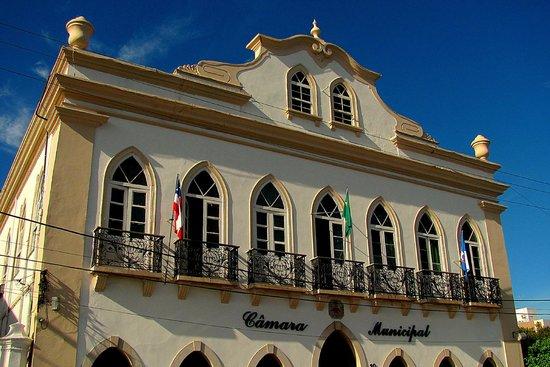 Memorial da Camara Municipal de Valenca