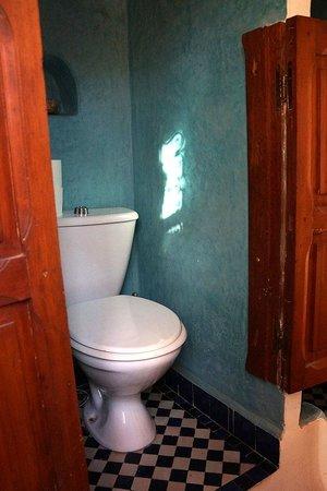 Dar Sienna : Toilet for Bedroom #3