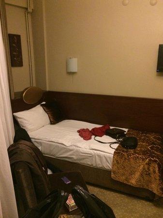 Nobel Hotel: комната