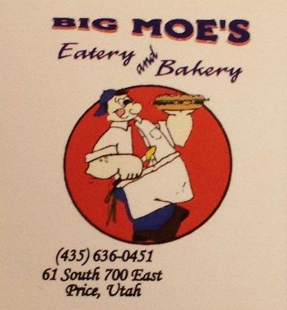 Big Moe's Eatery and Bakery: Logo