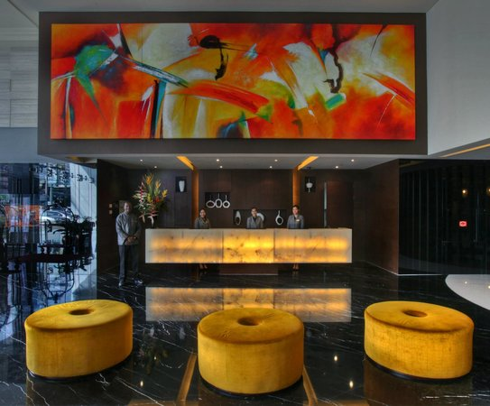 Luxent Hotel : lobby