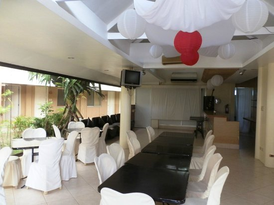 Patio Pacific Boracay: Vanilla Lounge