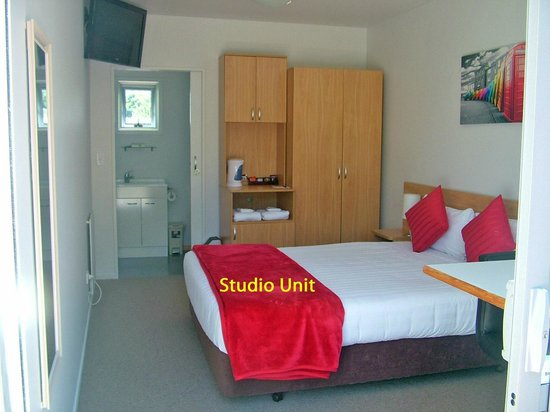 Addington City Motel : ***New Feb 2014*** Studio Unit