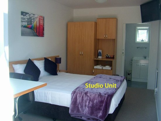 Addington City Motel: ***New Feb 2014*** Studio Unit