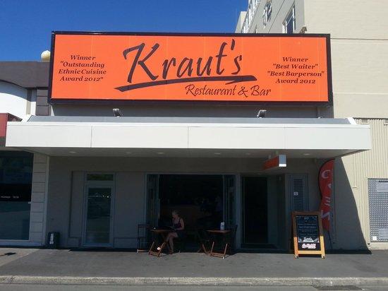 Kraut's Restaurant & Bar: Krauts German Bar and Restaurant