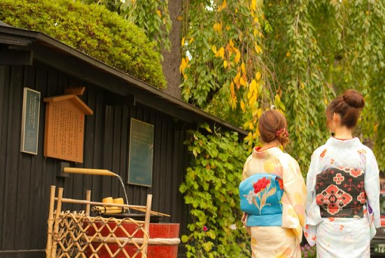 Folkloro Kakunodate: 【周辺観光】角館武家屋敷へは徒歩約15分 Kakunodate Samurai Houses image
