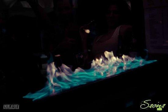 Saona Cafe: tout dans l'élégance ici !