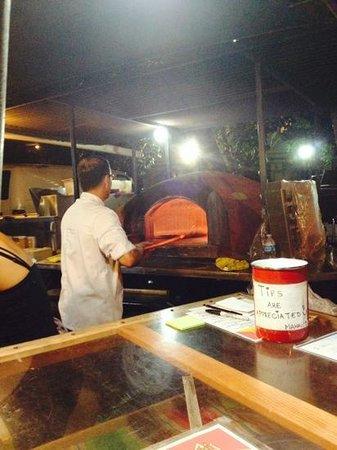 Pizza d' Agostino: quick and delicious pizza