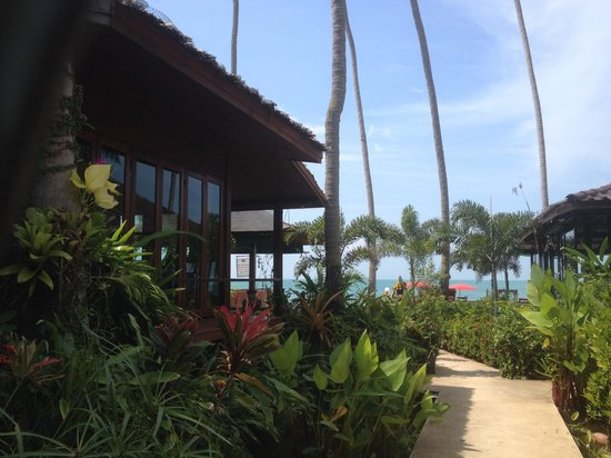 Lipa Bay Resort : Lovely Lipa Bay