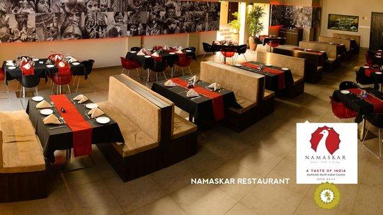 Bliss Resort: Namaskar
