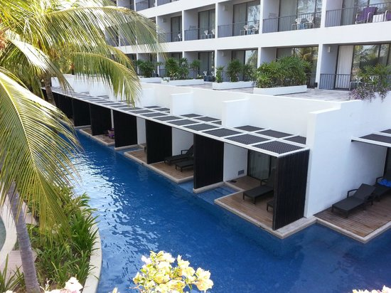 Beach - Picture of Hard Rock Hotel Penang, Batu Ferringhi ...