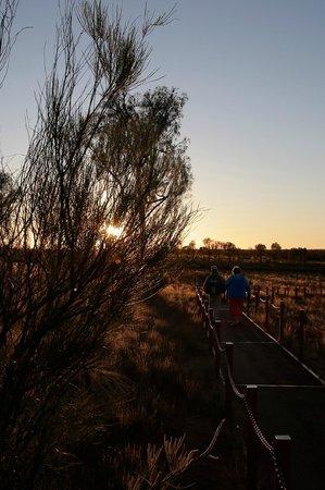 Kata Tjuta (The Olgas) : Sun rise