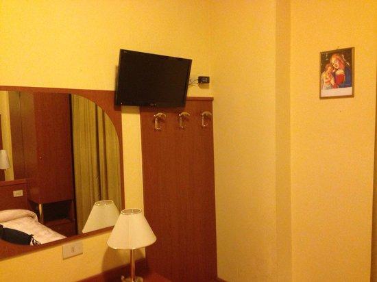 Hotel Innocenti: Camera doppia al primo piano