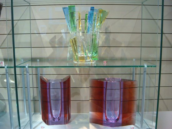 Museo del Cristal Moser: Мозер