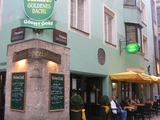 Restaurant Goldenes Dachl
