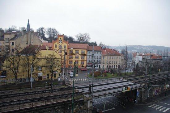 Park Inn Hotel Prague: nice view of old nice Prague