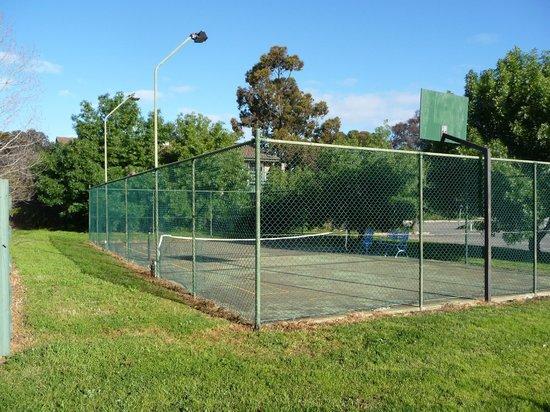 Barossa Motor Lodge: Tennis Court