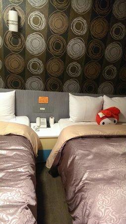 Michi Hotel: 我的房間