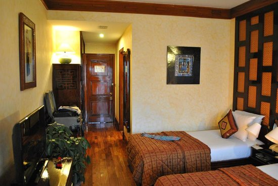 Victoria Sapa Resort and Spa : Room 210