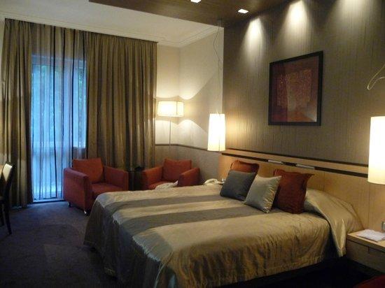 Mamaison Hotel Andrassy Budapest: Chambre