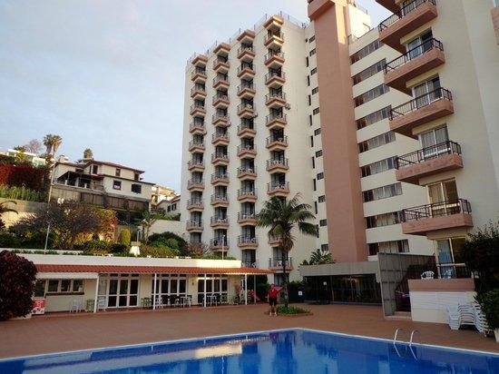 Dorisol Mimosa: Hotel Mimosa