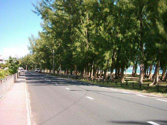 Alphavilla: Flic en flac coastal road