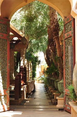 The Baray Villa : villa