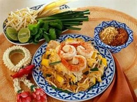 Penny's Home Stay & Spa : thai & Western menu, organic ingredients
