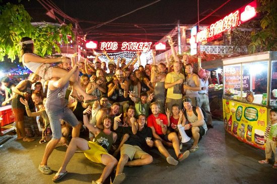 Pub Street Siem Reap Restaurants