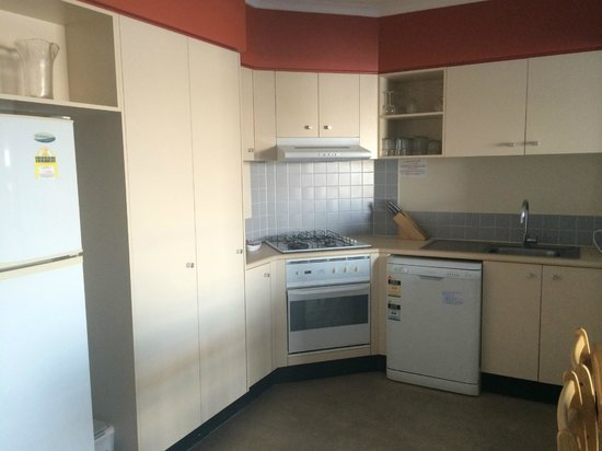 Goldsborough Place: kitchen