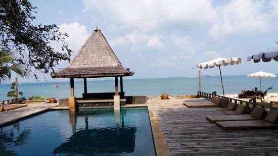 Mooban Talay Resort : Swimming pool