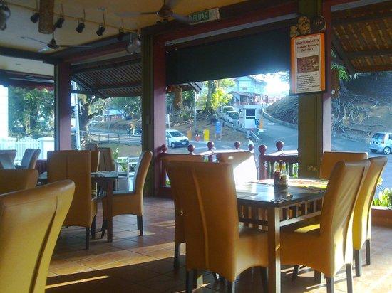 Aldy Hotel Stadthuys: breakfast area